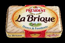 Мягкий сыр Ля Брик  President