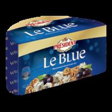 Голубые сыры Ле Блю President