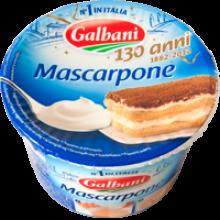 Свежие сыры  Маскарпоне Galbani